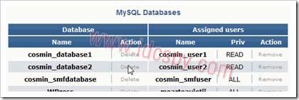 Remove-database-lpcp