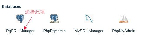 LunarPages主机LPCP面板创建PostgreSQL教程