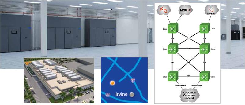 LunarPages Irvine数据中心介绍