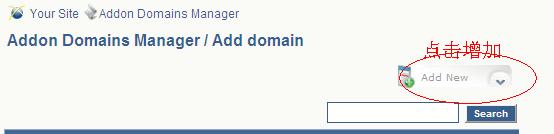 域名管理器